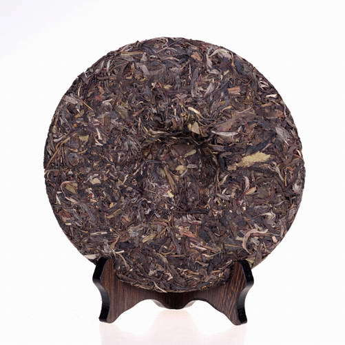 Ten Years Old Organic Raw Puer Tea From Yunnan