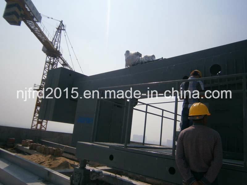 Single Jib Building Maintenance Bmu