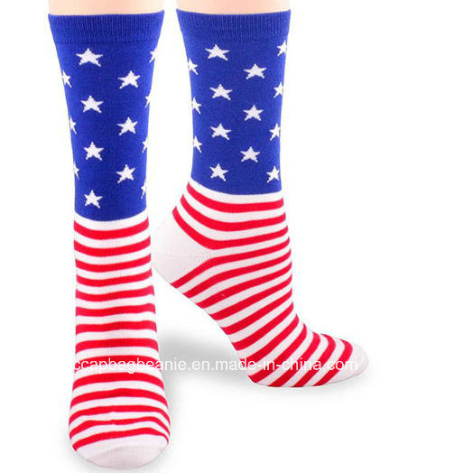 Customized Fashion Cotton Women Mens Socks