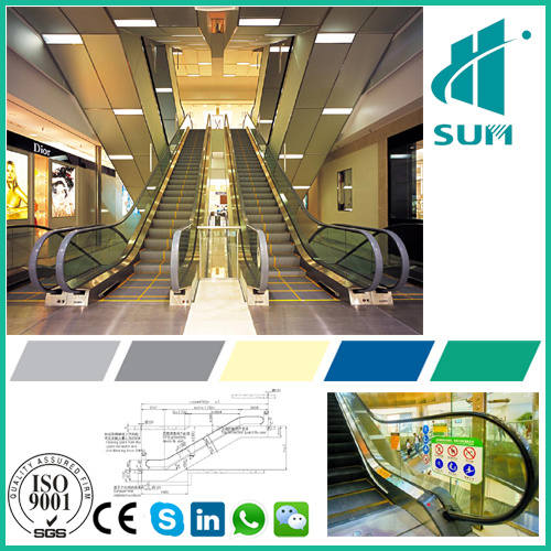 Safety Indoor Escalator with Competitive Price Sum Elevator