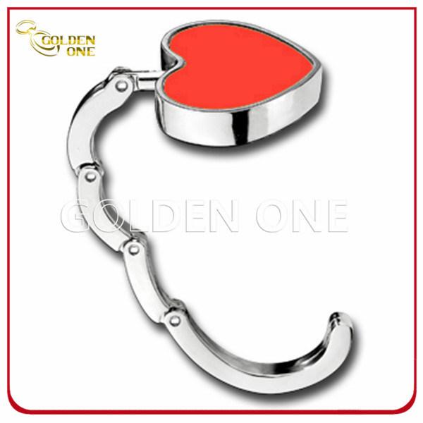 Personalised Full Color Printed Metal Straight Purse Hook