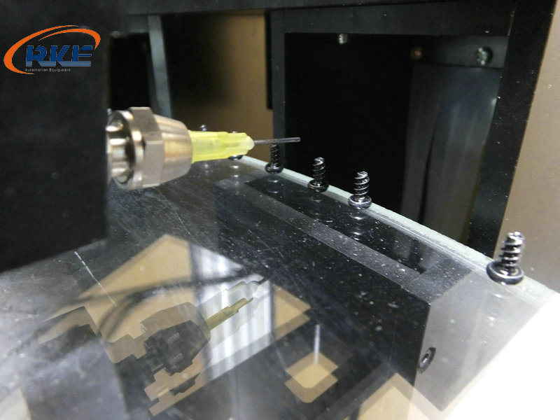 New Product Pressure Testing Equipment