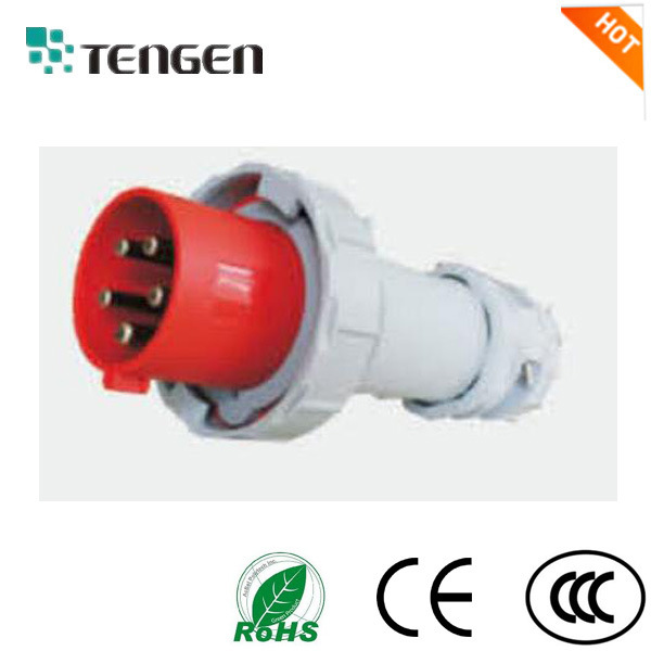 Hot Sale IP 67 Industrial Plug Connector Heavy Duty Industrial Connector