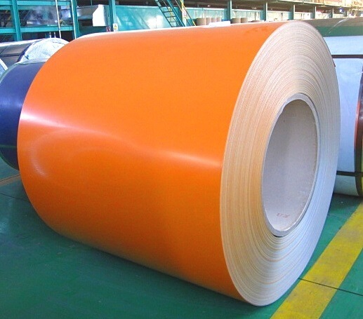 High Quality Cold Rolled Color Coated Galvanized Steel Coil (tdx52D)