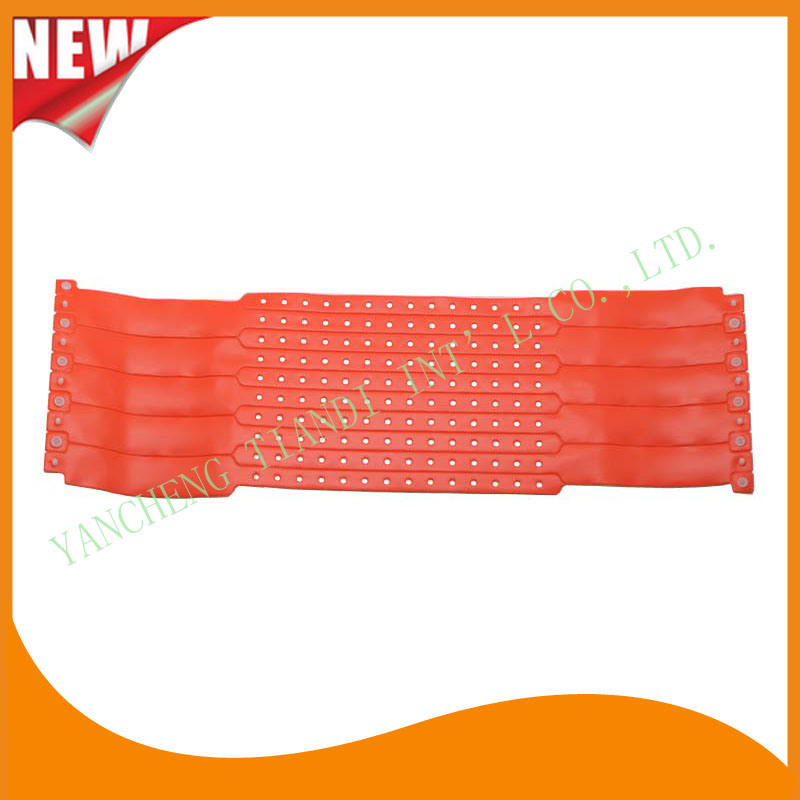 12 Inch Hospital Disposable Plastic Medical Wristband (6040B)