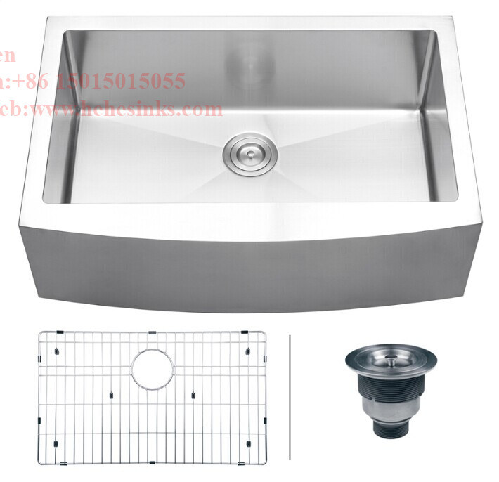 Handmade Sink, Stainless Steel Kitchen Sink, Sinks