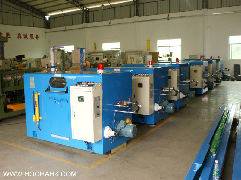 High Speed Wire and Cable Stranding Machine