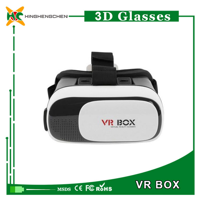 Vr Box 2.0 3D Glasses Virtual Reality for Smart Phone