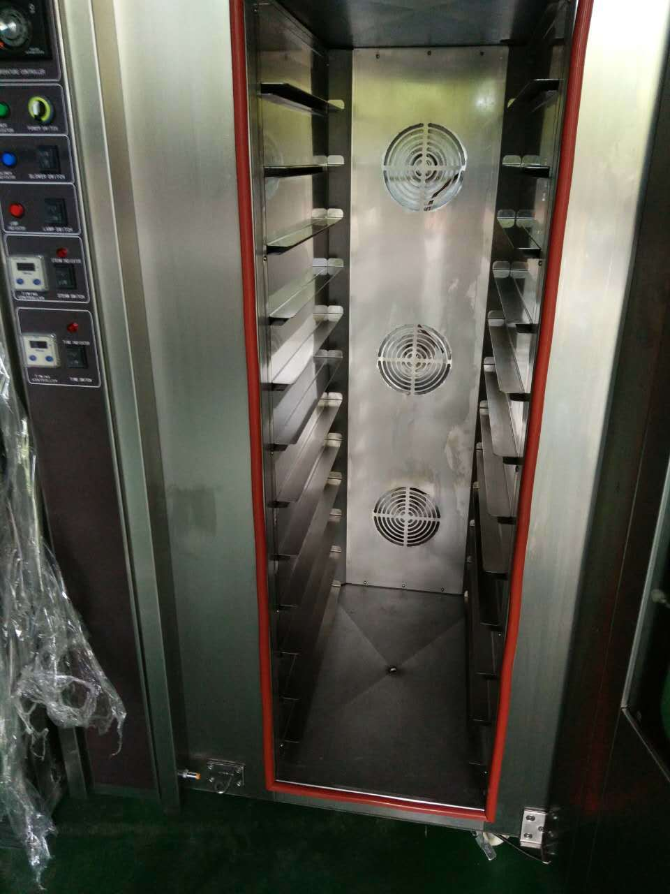 Ykz-12 Gas Convection Oven for Bread Baking