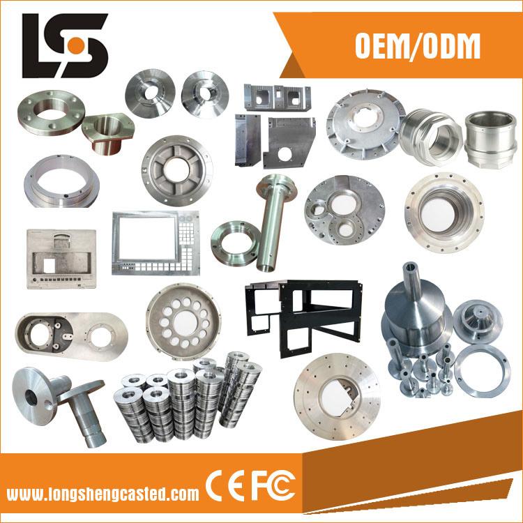 Various Sheet Metal Fabrication Stamping CNC Machining Parts