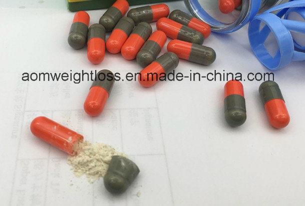 OEM/ODM Weight Loss Orange& Grey Slimming Capsule