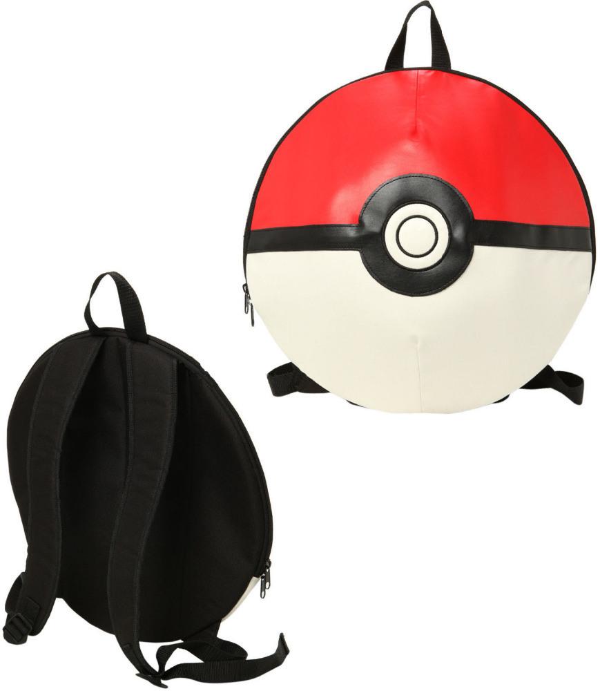 Teenager Leisure Pokeball Backpack, School Bag