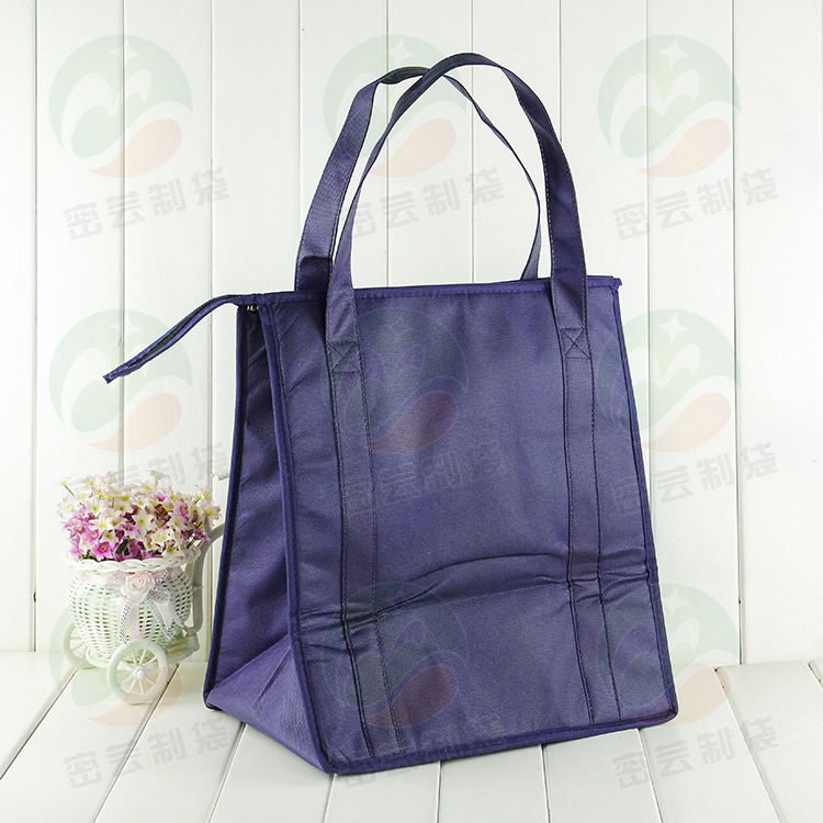 Non Woven Cooler Bag Customized with Logo M. Y. C. -001