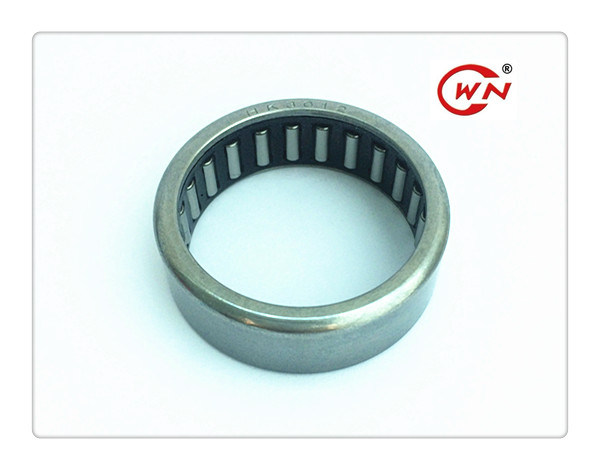 Open-End Drawn Cup Needle Roller Bearing with Retainer HK3012