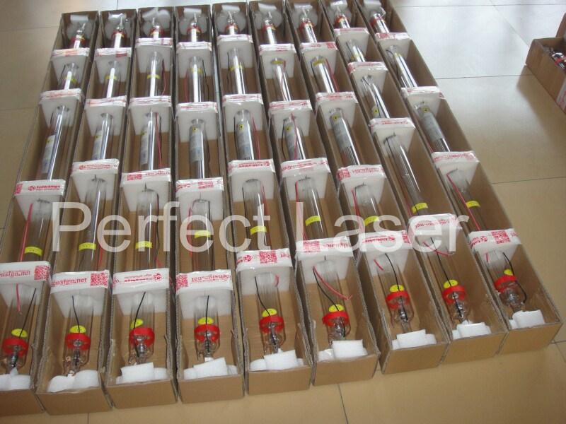 60W 80W 100W CO2 Laser Tube