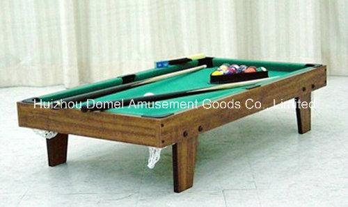 Mini Wood Billiard Table (DBT3B10)