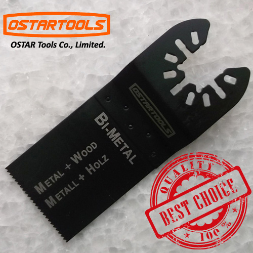 35mm Bi-Metal Multi Tool Saw Blade