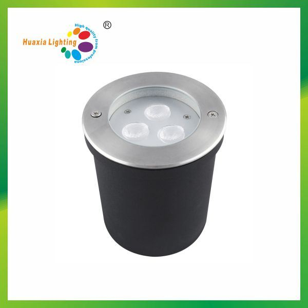 IP67 Aluminum LED Recessed Inground Garden Light