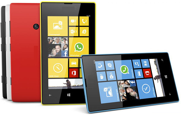 "Original Unlocked for Nokia Lumia 510 3G GSM 4.0"" WiFi GPS 5MP 4GB Windows Mobile OS"