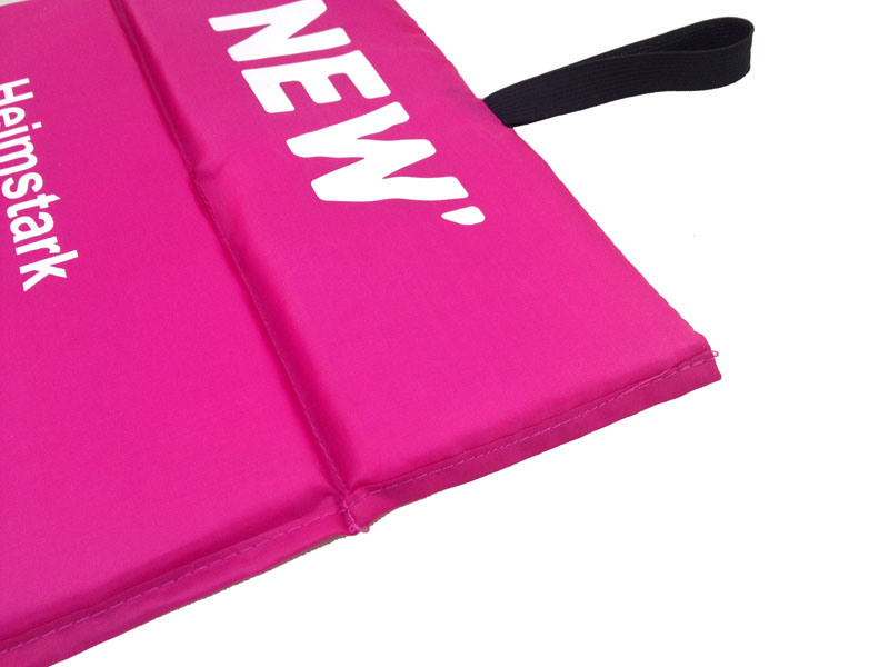 Portable 3 Panel Stadium Foldable Sport Seat Cushion