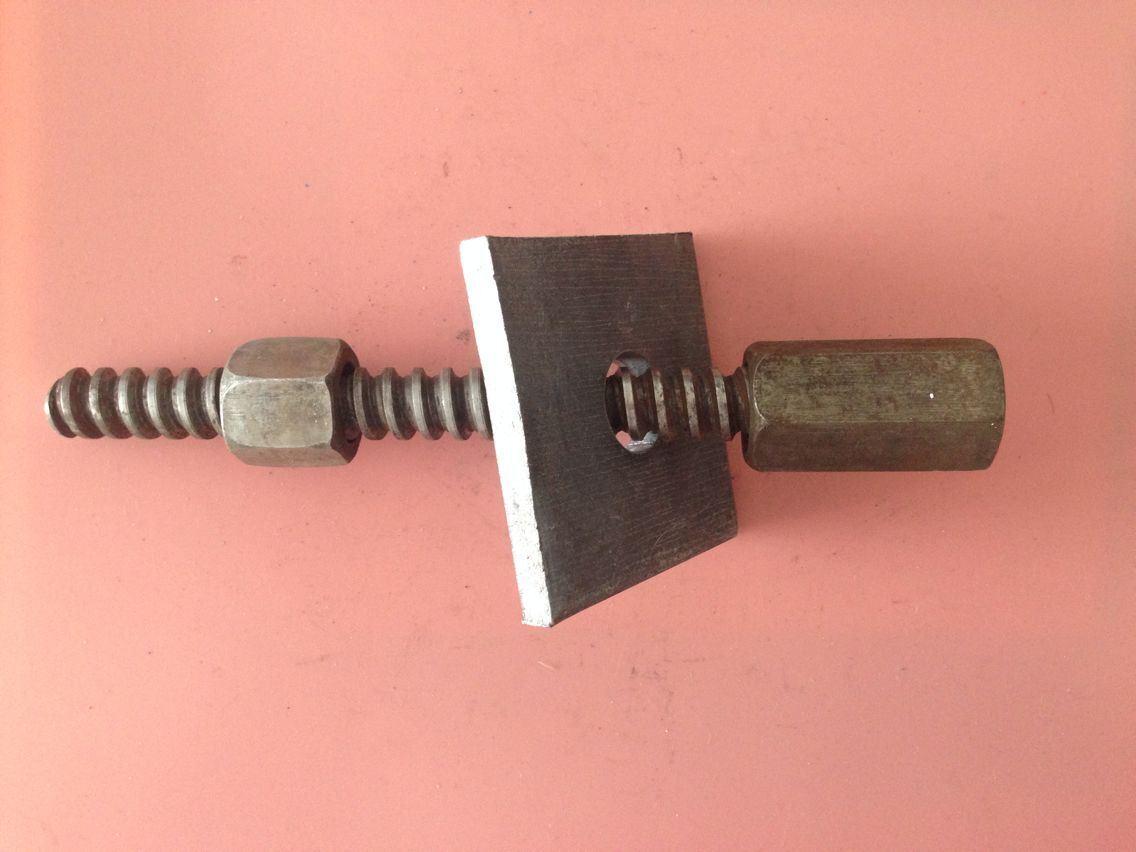 Stress Concrete Bar, Threaded Bar, Dome Anchor Nut and Steel Bar
