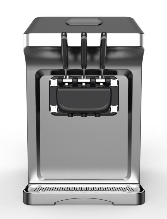 1. Soft Service Ice Cream Machine (TK938C) (CE, UL)