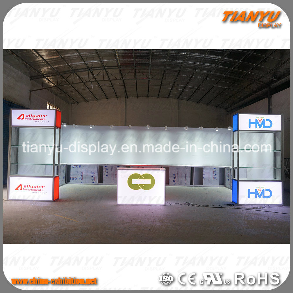 Low Price Aluminium 10ft 20ft 30ft Exhibition Display