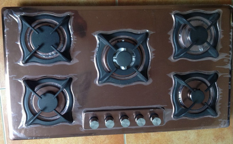 Five Burner Built-in Stove (SZ-JH5113CG)