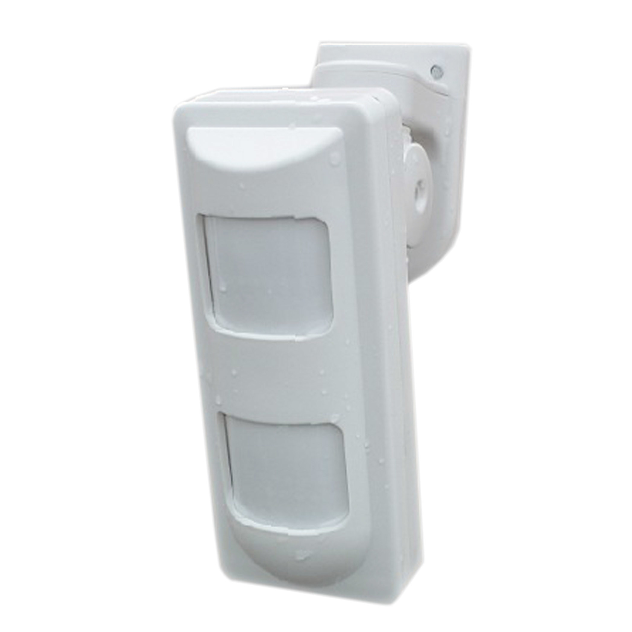 Intelligent 2 PIR and MW Outdoor Motion Detector Withpet Immunity, Curtain, Long Range for Option