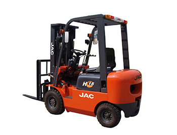 Small 2 Ton Diesel Forklift Truck 1.8t with Japan Isuzu C240 Engine