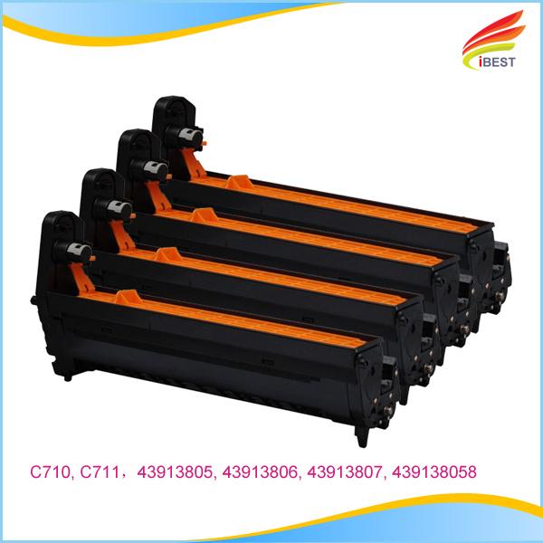 Premium Quality Printer Compatible Drum Cartridge for Oki C710 C711 Drum Unit