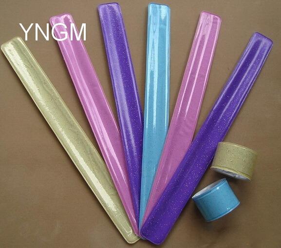 Colorful Reflective Wrist Band