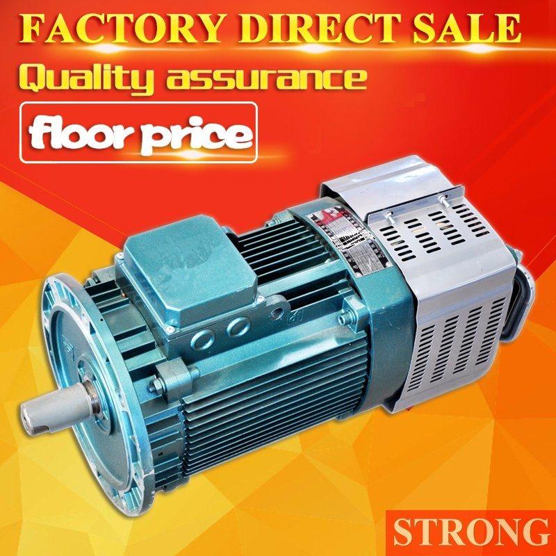 Construction Hoist Power Part Driving Mechanism Motor