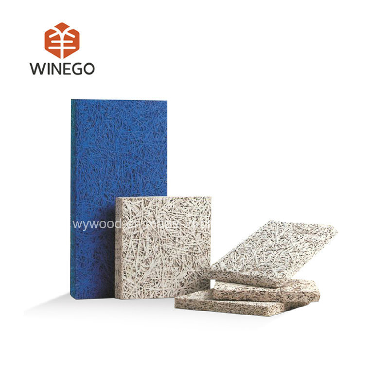 Wood Wool Acoustic Panel Wa Series