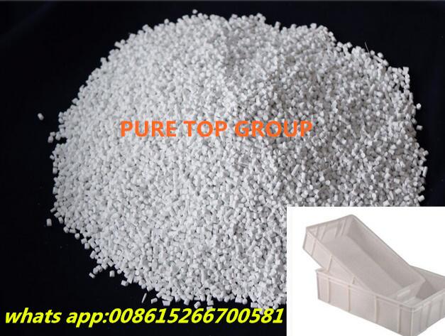 Injection Grade White Masterbatch PVC PP PE PS ABS White Masterbatch