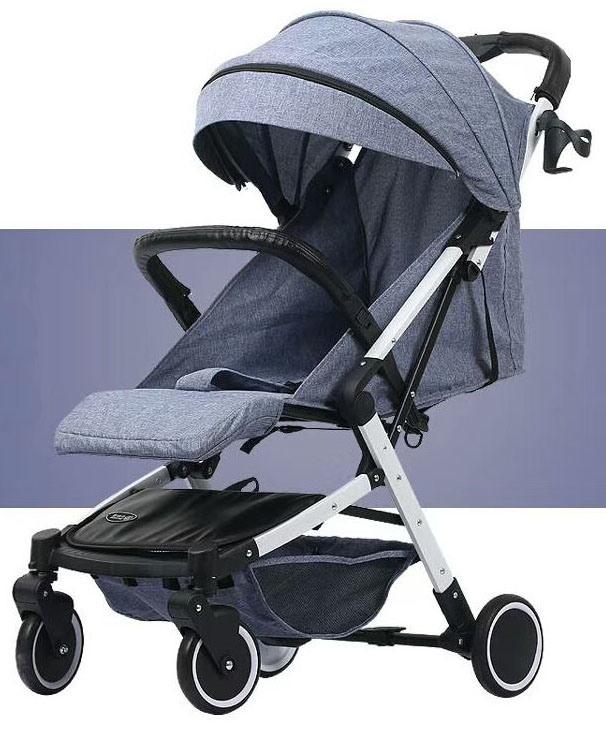 New Design Light Weight Pocket Baby Stroller with European Standard
