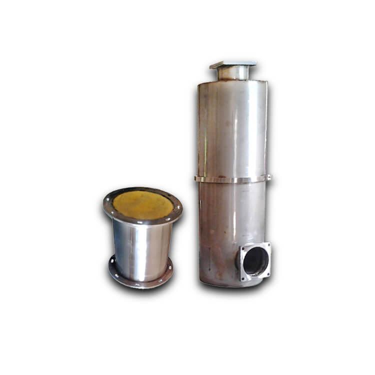 SCR Catalytic Converter Muffler for Light Duty Vehicle Diesel Engine