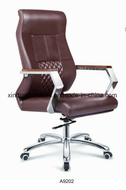 Classic Metal Boss Executive Chair in Office