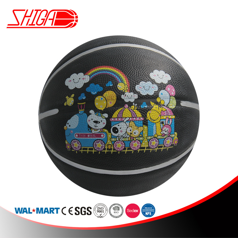Rubber Basketball Size3