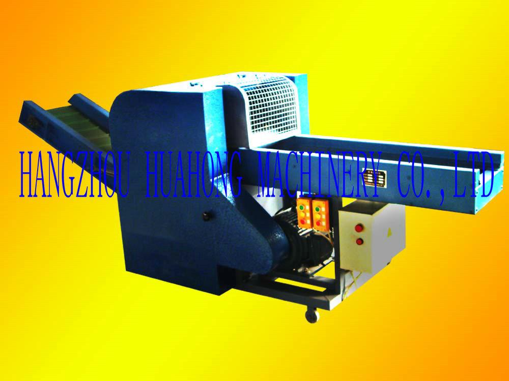 Rag Cutting Machine