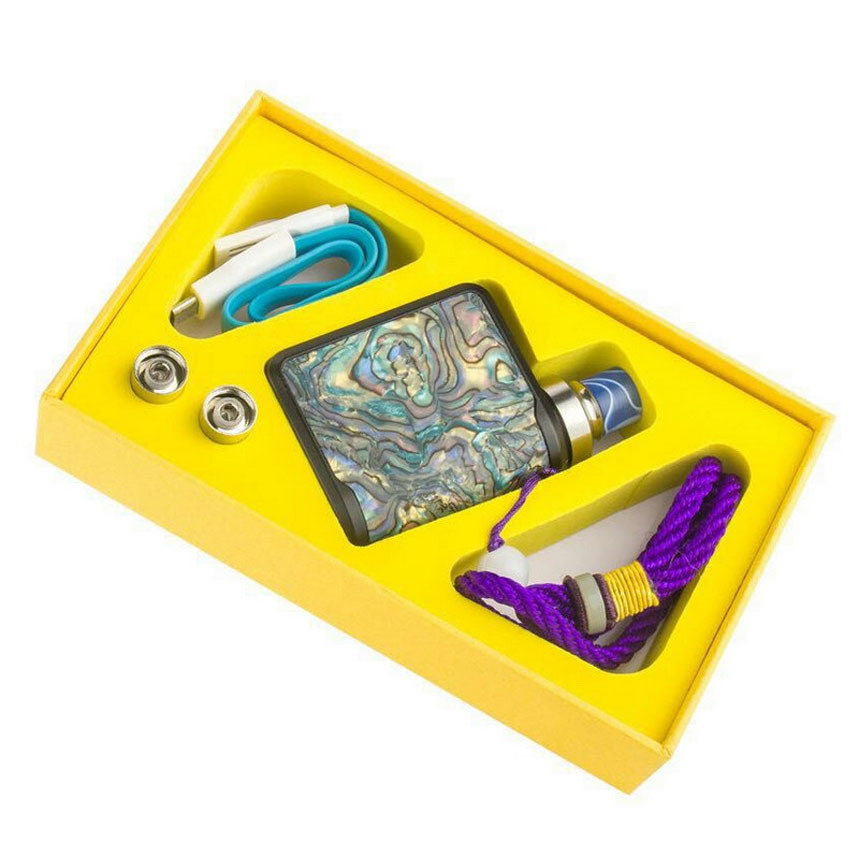 E Cigarette Starter Kit Mini Vaporizer Easy Carry Huge Capacity