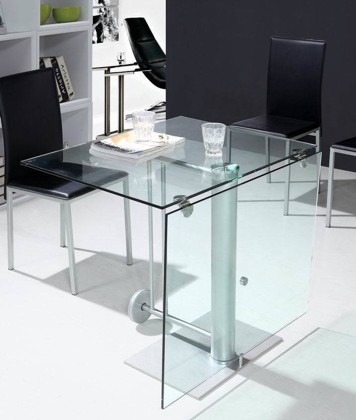 China dining room furniture folding table glass dining for Dining room glass table