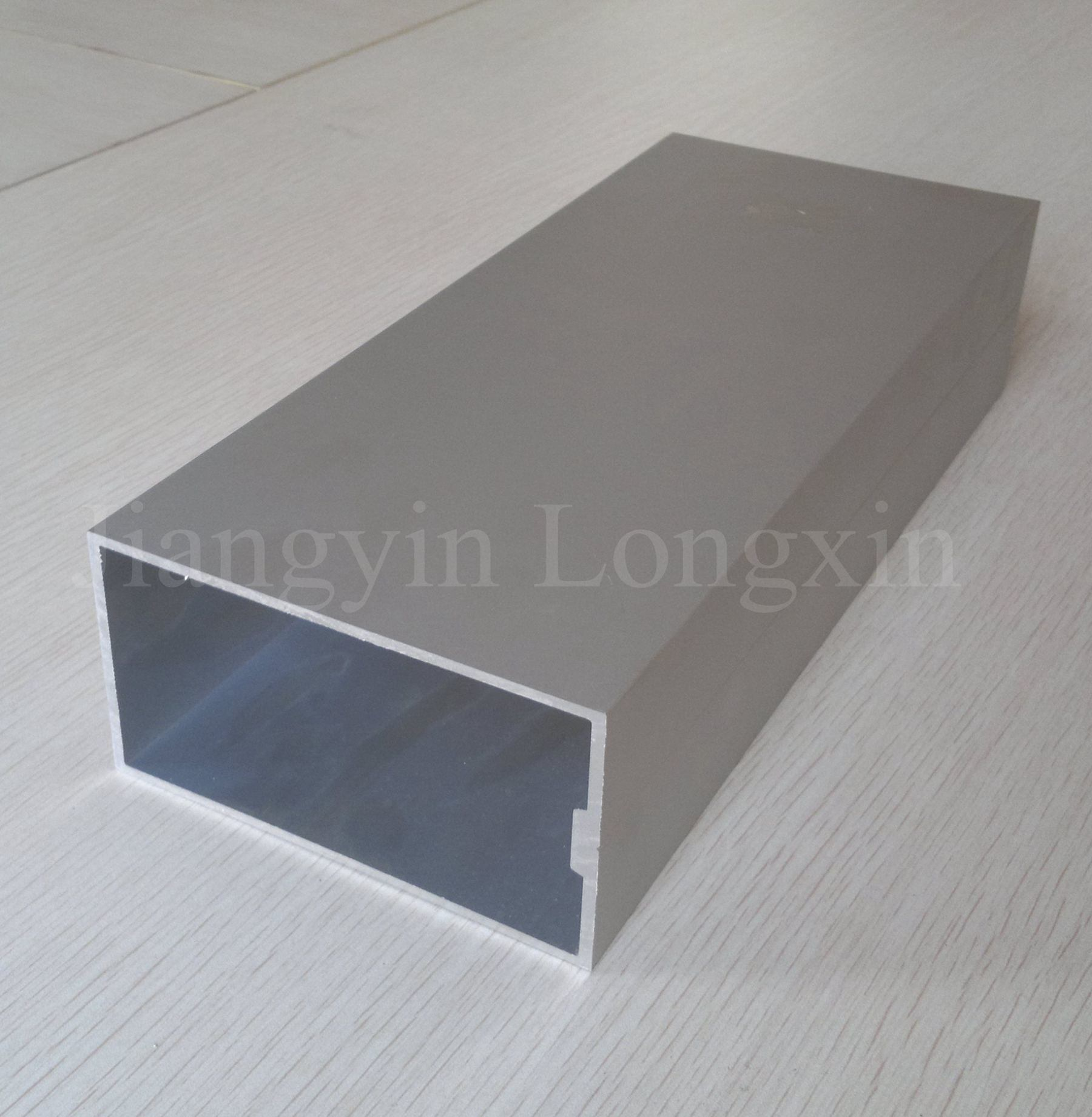 Anodized Aluminum Curtain Wall : China silver anodized aluminum profile of curtain wall