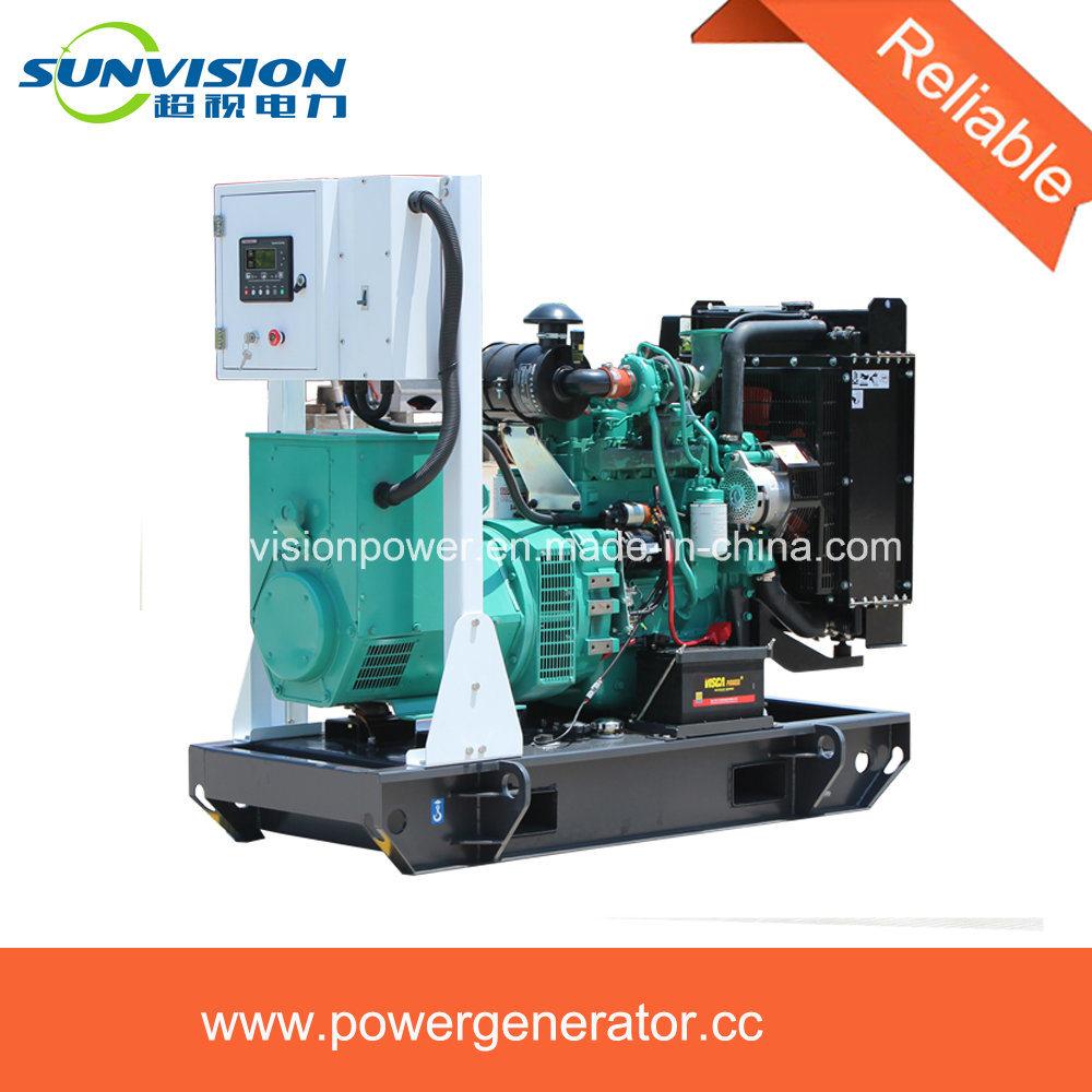 60kVA Diesel Generator, Generator Set, Power Generator