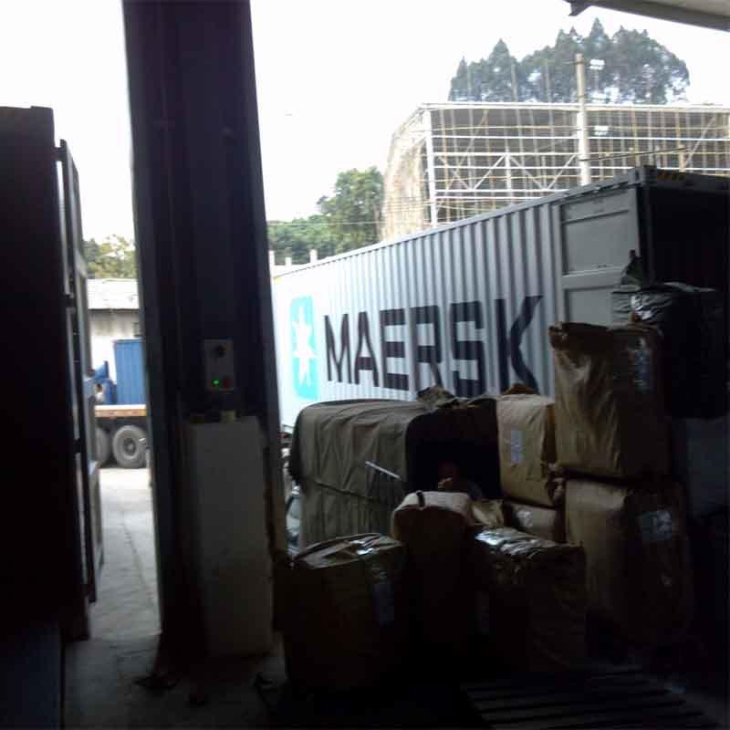 Shipping Warehouse From Shanghai Ningbo to Damman