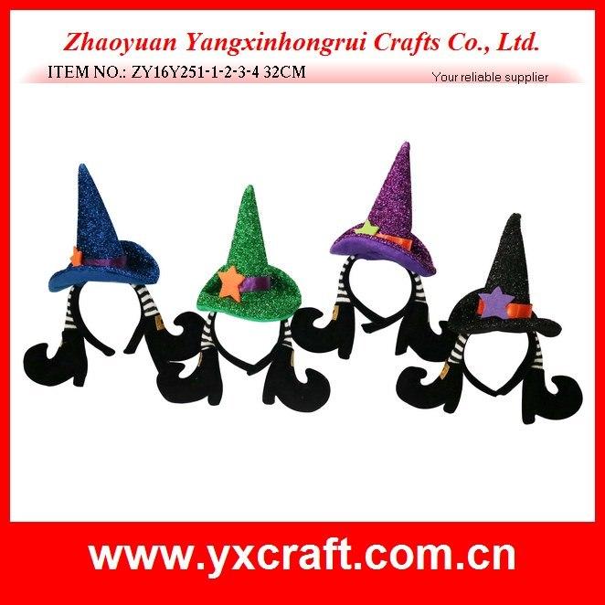 Halloween Decoration (ZY16Y251-1-2-3-4 32CM) Halloween Cosplay Hat
