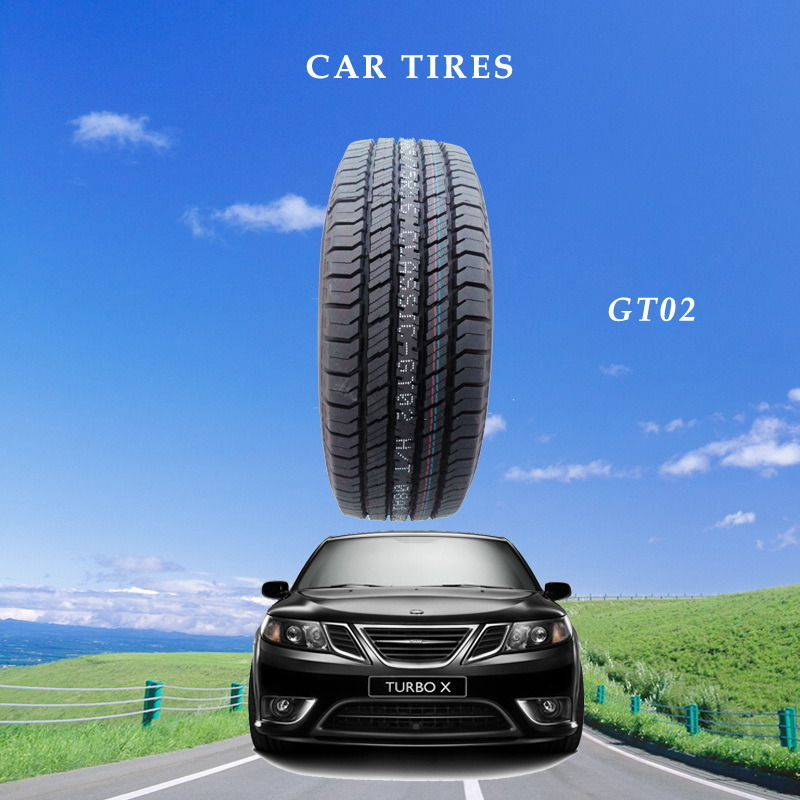 Passenger Car Tyres (Radial PCR tires, LT, SUV series)