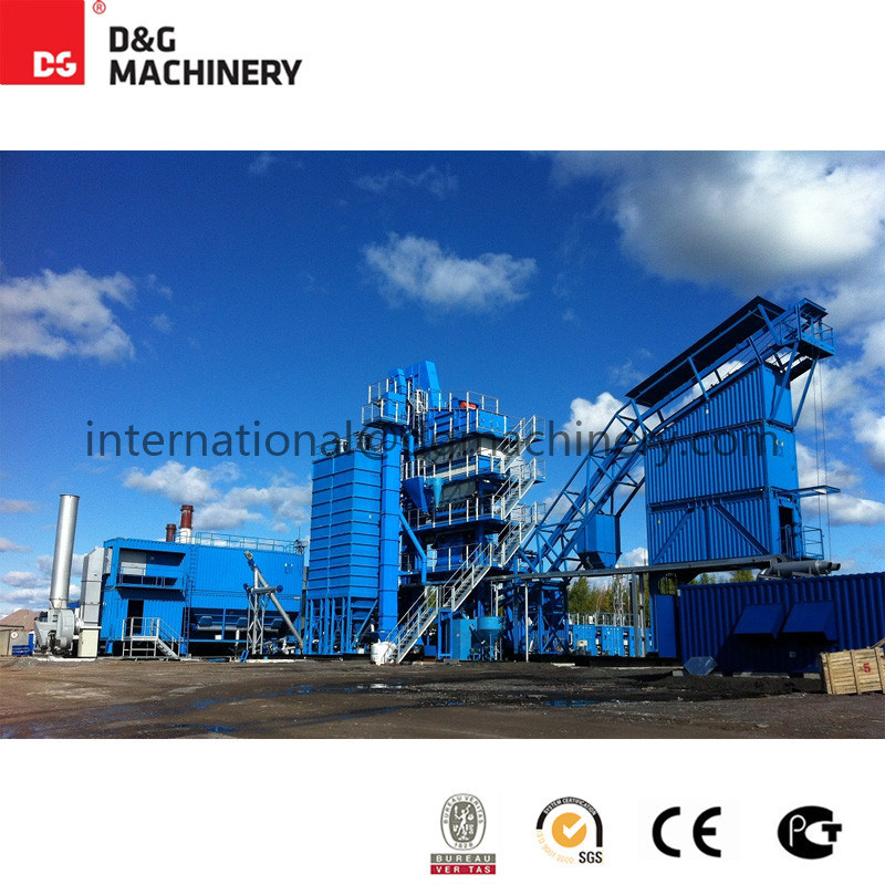 200t/H Rap Asphalt Recycling Plant / Asphalt Mixing Plant for Sale / Asphalt Plant for Road Construction