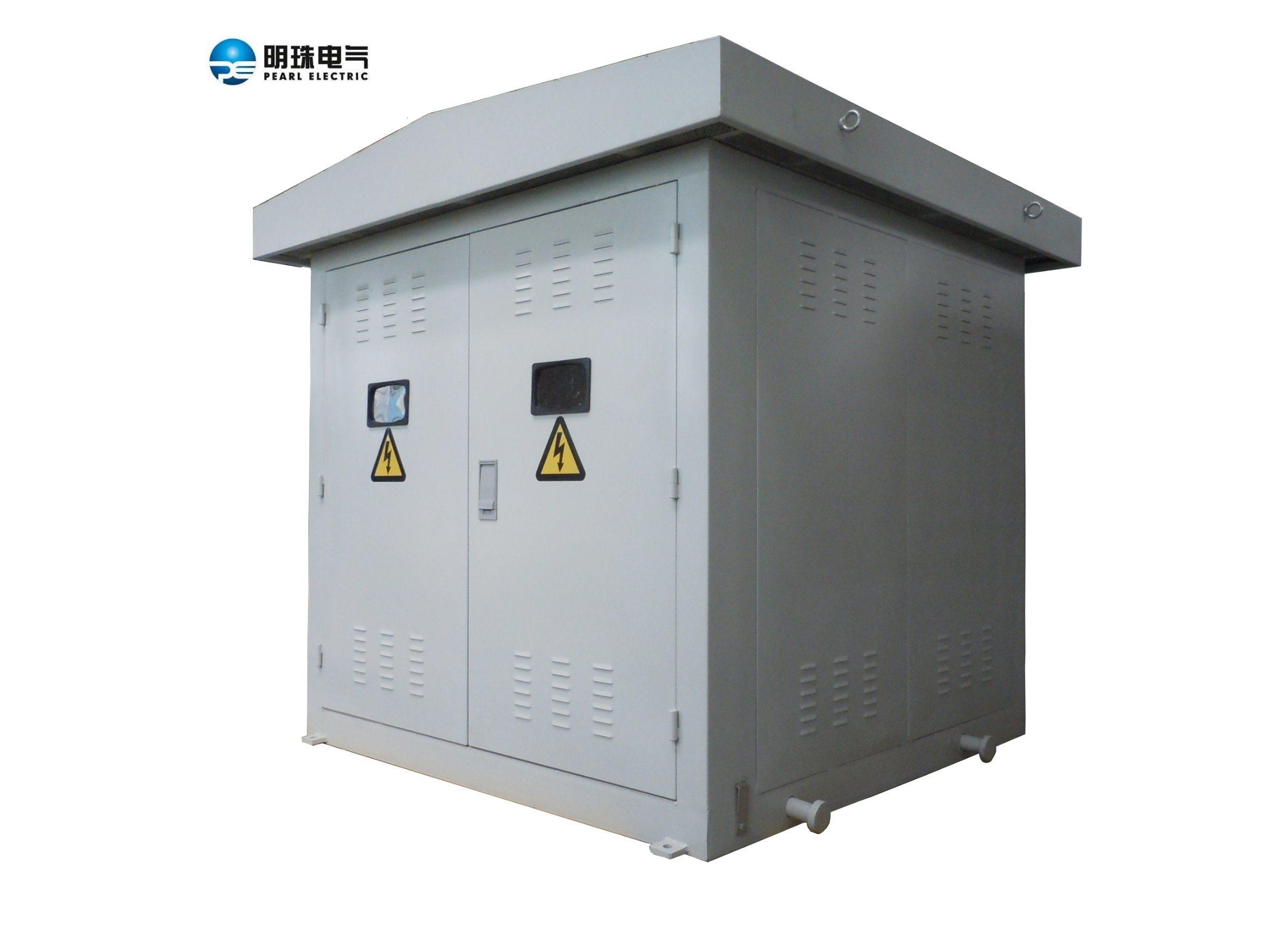 6.6kv Class Oil-Immersed Distribution Transformer