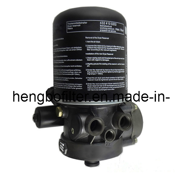 La8016 La8003 Air Dryer Assembly